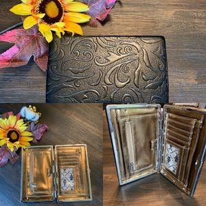 Nicole Lee Hinged Clutch Wallet